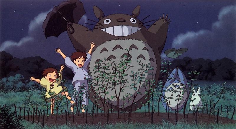 Meu Amigo Totoro (1988) - Crédito: Divulgação/33Giga/ND