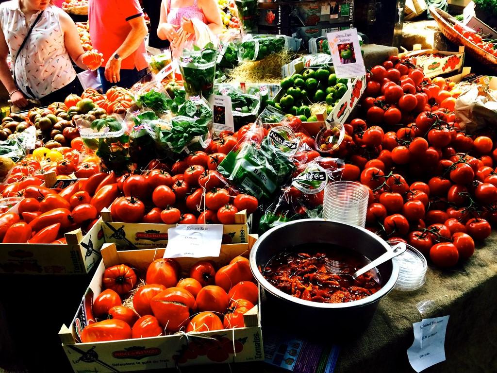Borough Market - HerryLawford on VisualHunt / CC BY - HerryLawford on VisualHunt / CC BY/Rota de Férias/ND