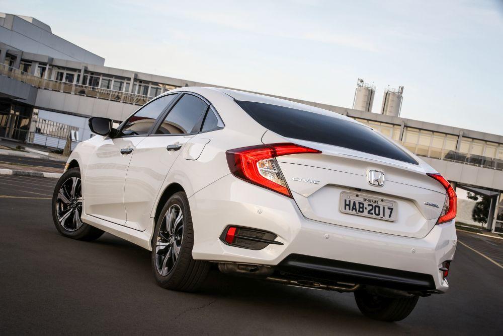 Honda Civic Touring 1.5 turbo - R$ 124.900 - Foto: Divulgação - Foto: Divulgação/Garagem 360/ND