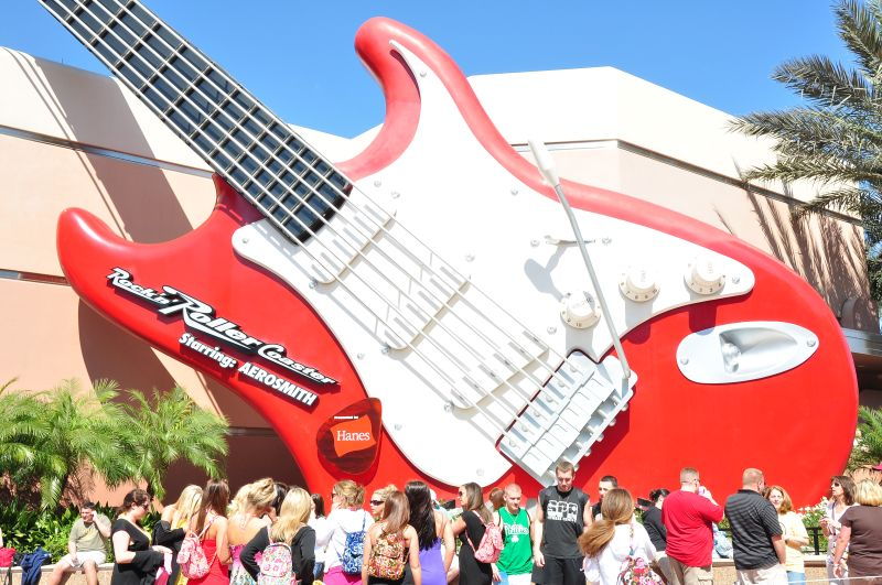 O Hollywood Studios é o parque mais radical da Disney World em Orlando. Tem altas atrações ligadas ao mundo do cinema - Divulgação - Divulgação/Rota de Férias/ND