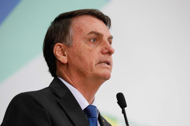 Diante da possível saída de Bolsonaro do PSL, partidos já disputam o presidente da República – Foto: Isac Nóbrega/PR/Divulgação/ND
