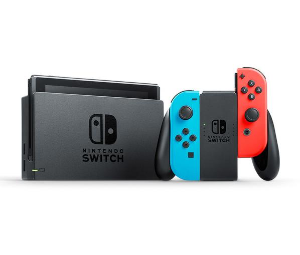 5 Nintendo Switch - Foto: Divulgação/33Giga/ND
