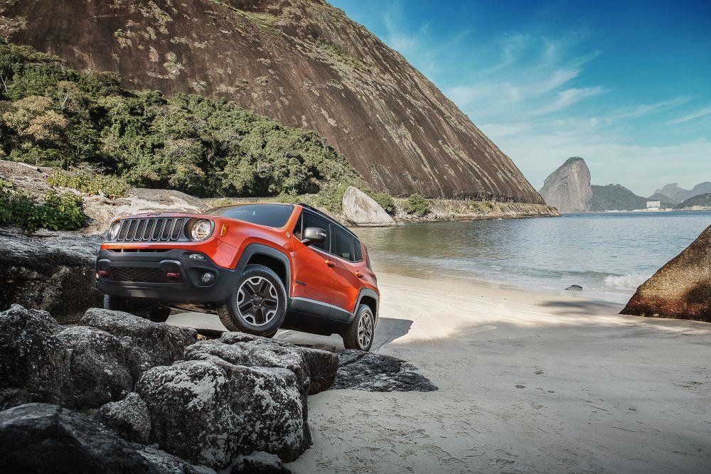 Jeep Renegade Trailhawk 2.0 - R$ 131.990 - Foto: Divulgação - Foto: Divulgação/Garagem 360/ND