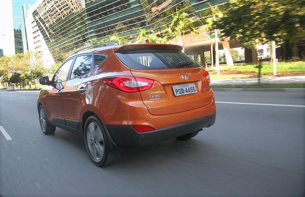 Hyundai ix35 GLS - R$ 130.781 - Foto: Divulgação - Foto: Divulgação/Garagem 360/ND