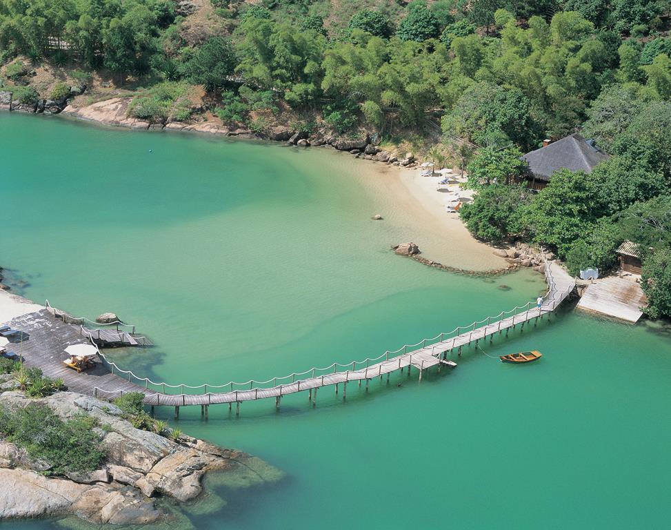 O resort fica em uma linda baía de Governador Celso Ramos (SC), próxima a Florianópolis, Santa Catarina - Divulgação - Divulgação/Rota de Férias/ND