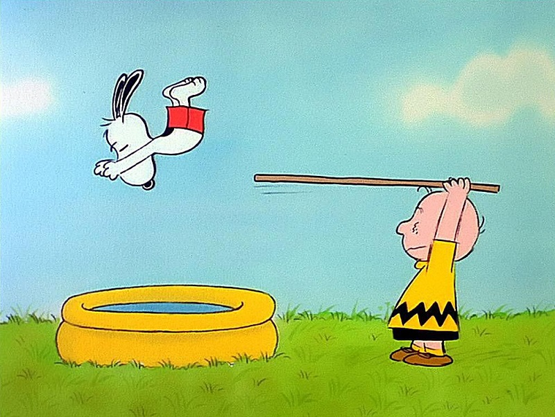 8. Charlie Brown e Snoopy - Crédito: Divulgação/33Giga/ND