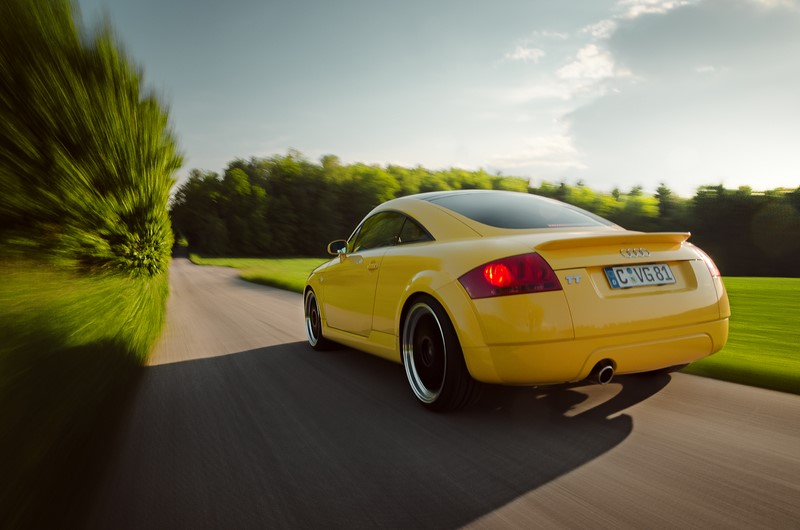 Audi TT - Foto: Meyer Felix via VisualHunt.com / CC BY-NC-ND - Foto: Meyer Felix via VisualHunt.com / CC BY-NC-ND/Garagem 360/ND