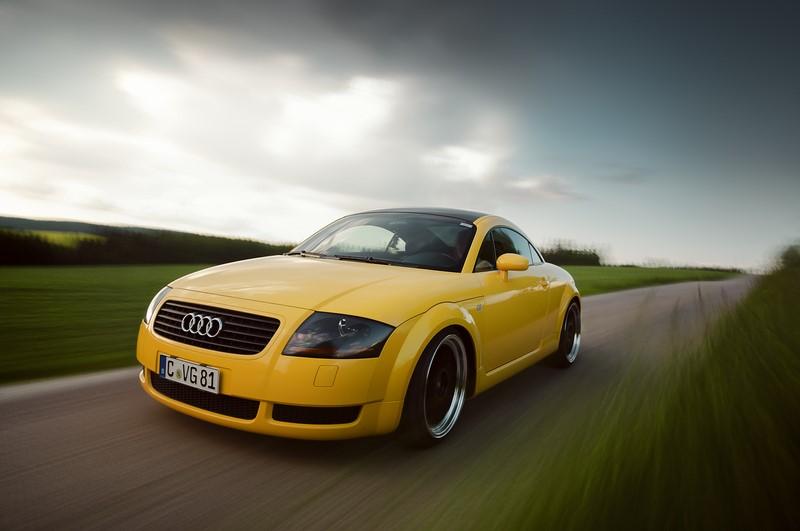 Audi TT: lançado em 1998, o cupê envelheceu muito bem e deve se valorizar muito nos próximos anos, graças ao seu desenho equilibrado e desempenho esportivo - Foto: Meyer Felix via Visualhunt.com / CC BY-NC-ND - Foto: Meyer Felix via Visualhunt.com / CC BY-NC-ND /Garagem 360/ND