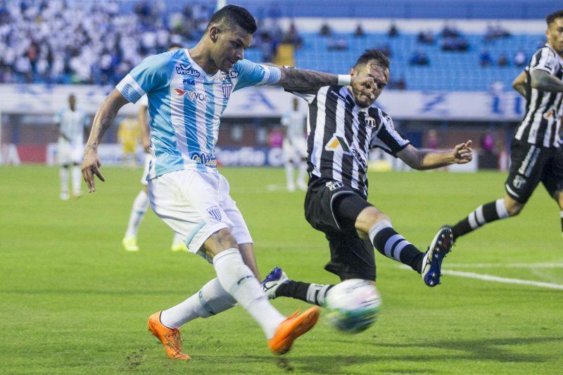 Avaí x Ceará, pela Série B 2016 - Marco Santiago/ND