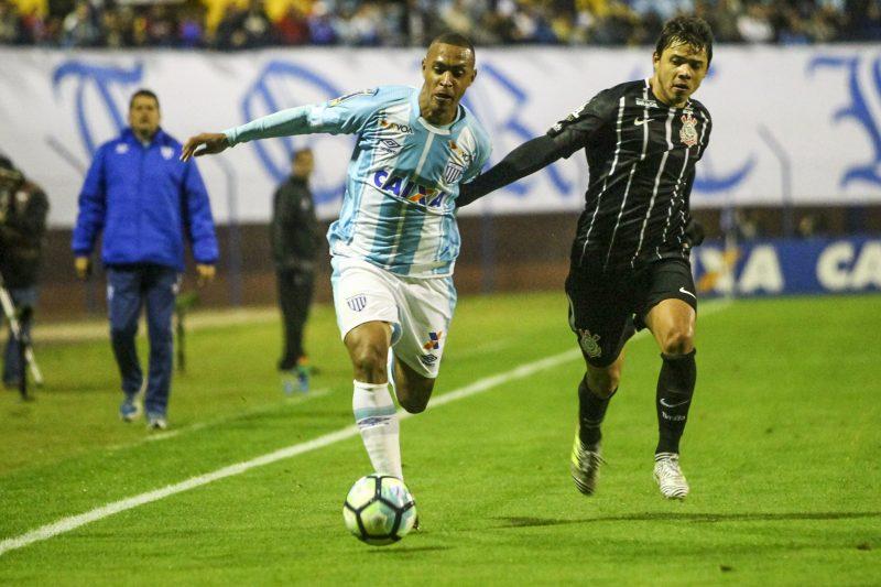 Avaí x Corinthians, pela Série A 2017 - Marco Santiago/ND