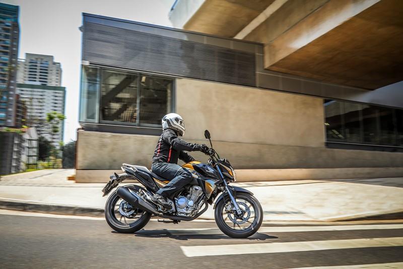 Honda lança linha 2020 da CB 250F Twister - Foto: Divulgação - Foto: Divulgação/Garagem 360/ND