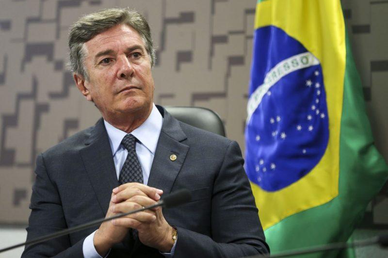 Operação Arremate agiu em endereços ligados ao senador – Foto: Marcelo Camargo/Agência Brasil/ND