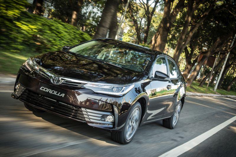 Toyota Corolla Altis 2.0 - R$ 117.900 - Foto: Divulgação - Foto: Divulgação/Garagem 360/ND