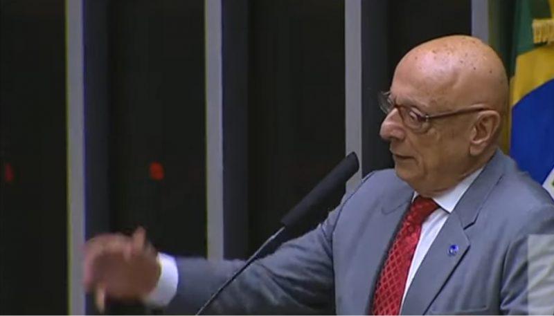 Deputado Esperidião Amin (PP) é ex-governador de Santa Catarina – Foto: YouTube/Reprodução