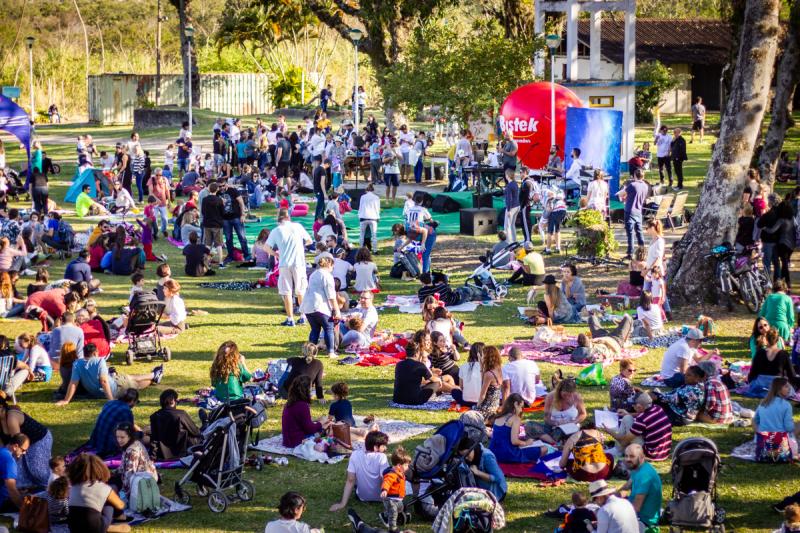 Festival terá oito atrações musicais durante os dois dias de evento – Foto: Volo Filmes e Fotografia/Divulgação