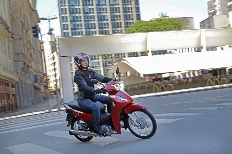 Honda lança nova versão de entrada para a Biz - Foto: Divulgação - Foto: Divulgação/Garagem 360/ND