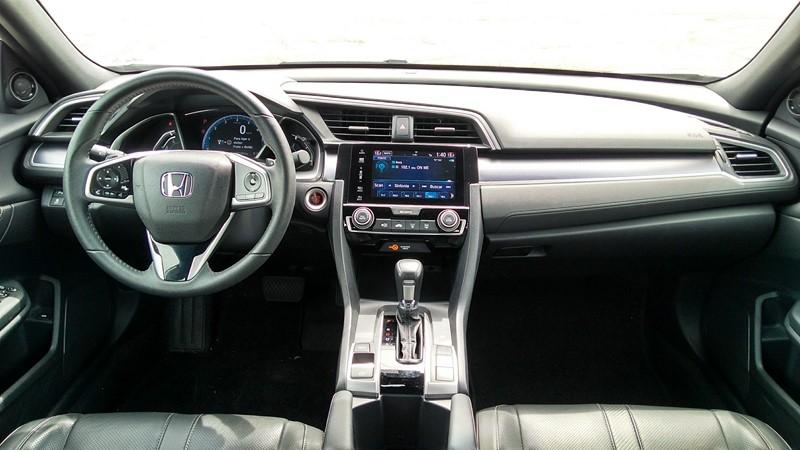 Honda Civic Touring 1.5 turbo - R$ 124.900 - Foto: Leo Alves/Garagem360 - Foto: Leo Alves/Garagem360/Garagem 360/ND