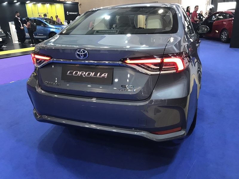 Toyota Corolla Altis híbrido - Foto: Leo Alves/Garagem360 - Foto: Leo Alves/Garagem360/Garagem 360/ND
