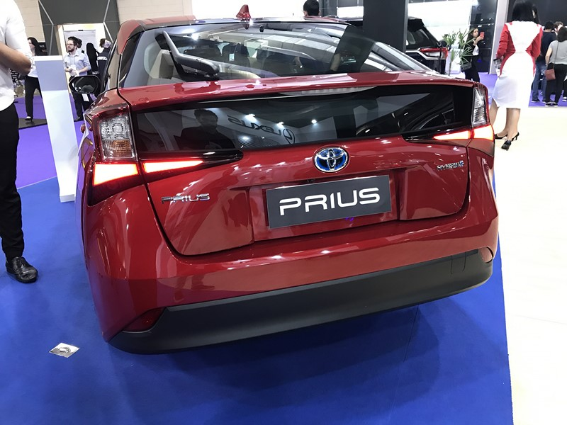 Toyota Prius - Foto: Leo Alves/Garagem360 - Foto: Leo Alves/Garagem360/Garagem 360/ND