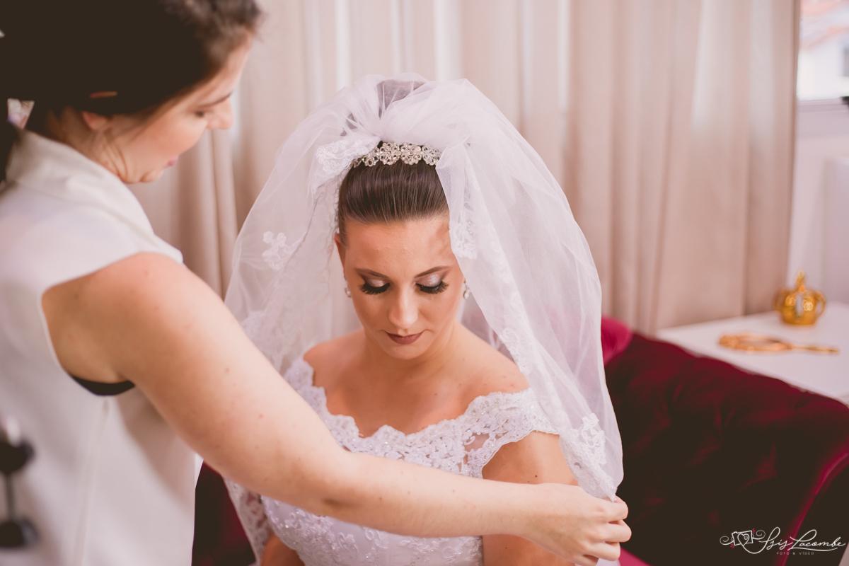 - Foto: Isis Lacombe/casamento Amanda e Bruno