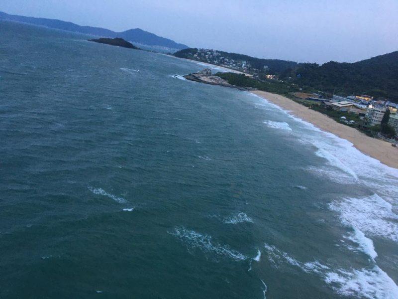 Cinco pontos entre Florianópolis e Balneário Camboriú estão mapeados para receber os naufrágios controlados