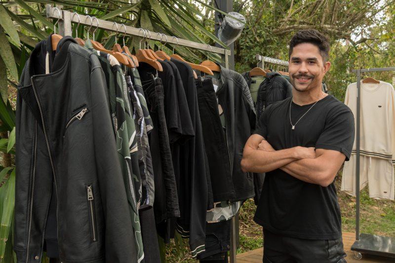 Lui Iarocheski, estilista e diretor da Audaces, empresa de inovação tecnológica para moda - Hermes Bezerra/Divulgação/ND