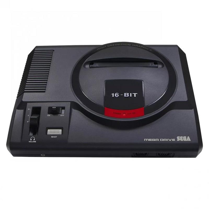 Saiba mais sobre o Mega Drive, da Tectoy, em http://bit.ly/2pa6Fhb. - Crédito: Divulgação/33Giga/ND