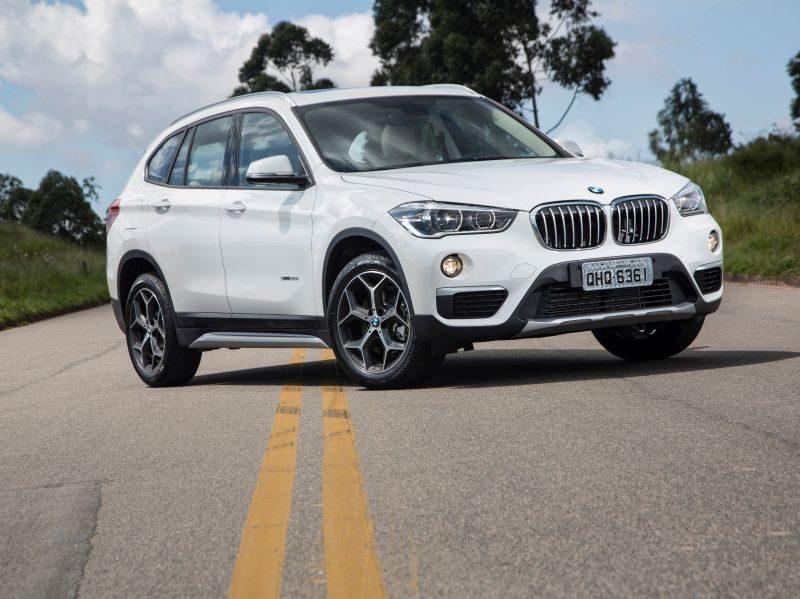 BMW X1 tem condições especiais de compra em outubro - Foto: Divulgação