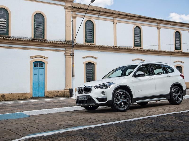 BMW X1 - Foto: Divulgação - Foto: Divulgação/Garagem 360/ND