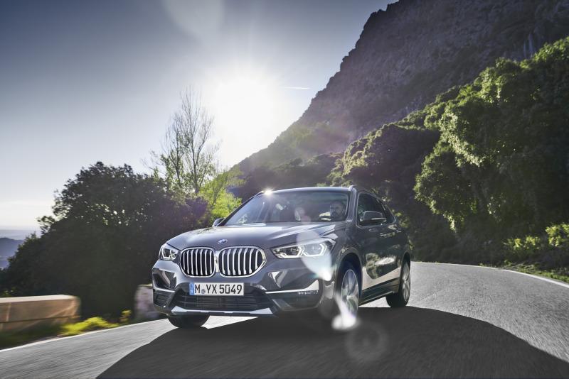 BMW X1 - Foto: Divulgação - Foto: Divulgação /Garagem 360/ND