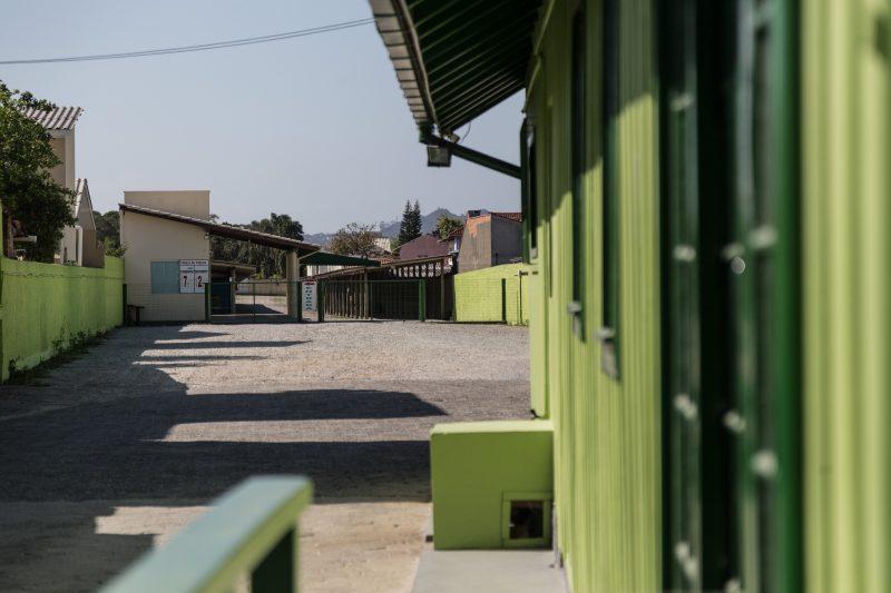 Um dos empreendedores que decidiu interromper as atividades foi José Luiz Brandão, proprietário do restaurante Verde Gaio, e estacionamento com 400 vagas. - Anderson Coelho/ND