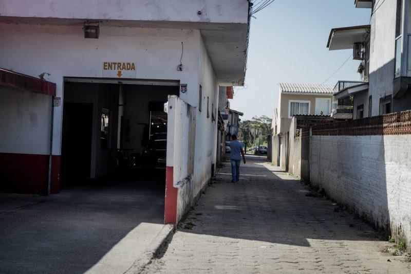 O comercio sente seriamente o impacto do antigo aeroporto. - Anderson Coelho/ND