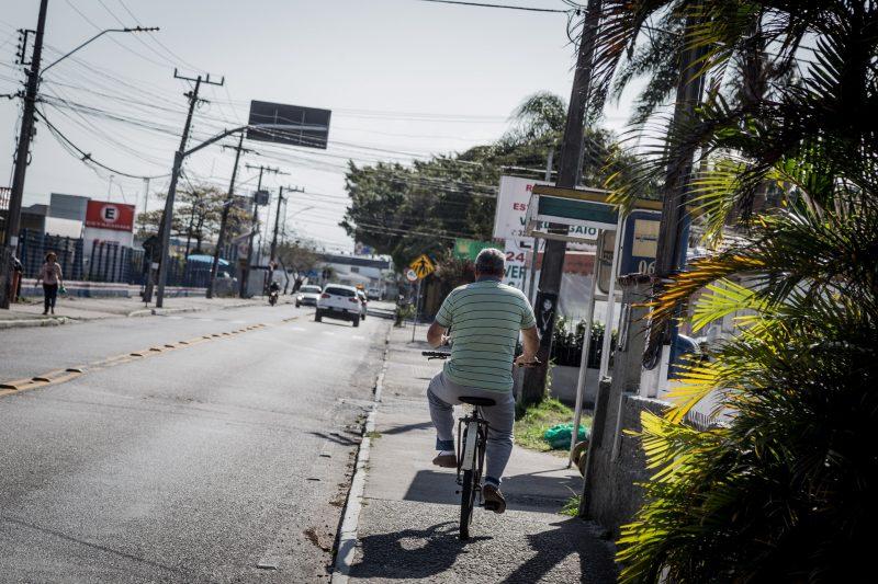 Ruas mais vazias no bairro do Carianos com o encerramento das atividades do antigo aeroporto - Anderson Coelho/ND