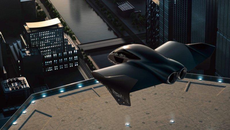 Porsche e Boeing se unem para criar carro elétrico voador -