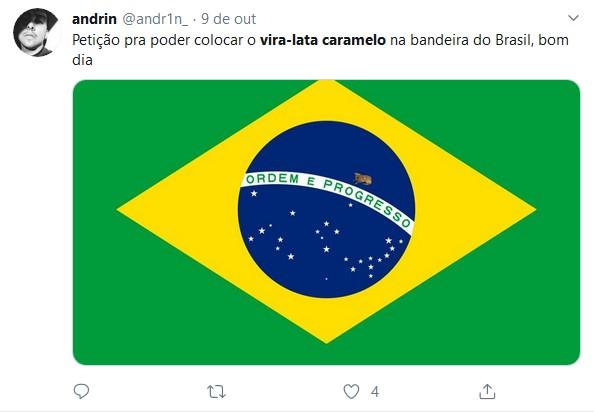 - Crédito: Reprodução Twitter/33Giga/ND
