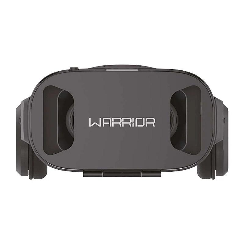 Óculos De Realidade Virtual Warrior, da Multilaser – Uma boa opção para os pequenos que adoram games. Aqui, basta encaixar um celular Android para desfrutar a experiência de realidade virtual. O gadget é compatível com dispositivos que têm entre 4,5 e 6 polegadas. Vem com fone de ouvido embutido. Preço sugerido: R$ 109,90. - Crédito: Divulgação/33Giga/ND