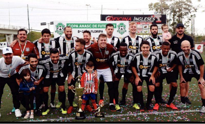 Figueirense/Beira Rio conquista a 8ª Copa Anasc de Fut 7 – Foto: Reprodução/ND