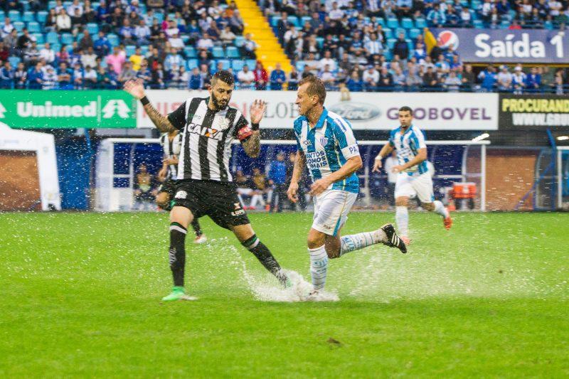 Avaí x Figueirense, na Série A 2015, o penúltimo clássico dos rivais na elite do futebol nacional - Marco Santiago/ND