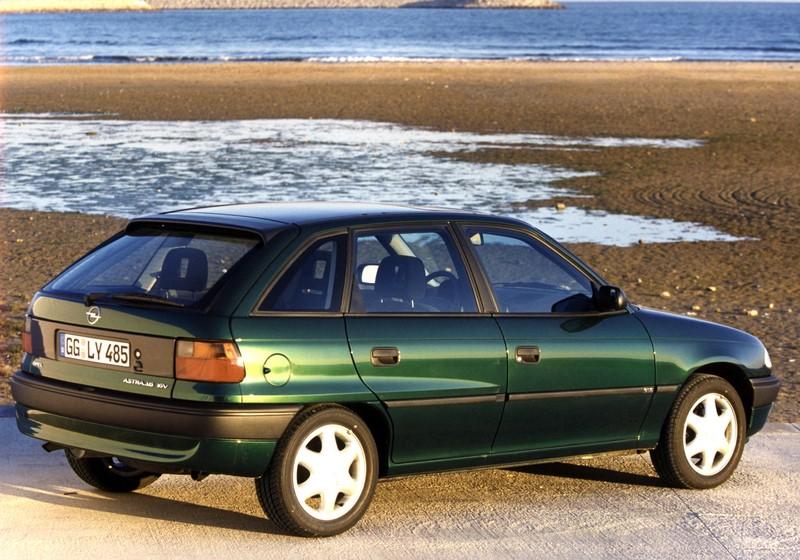 Chevrolet Astra 2.0 1995 - R$ 8.400 - Foto: Divulgação - Foto: Divulgação/Garagem 360/ND