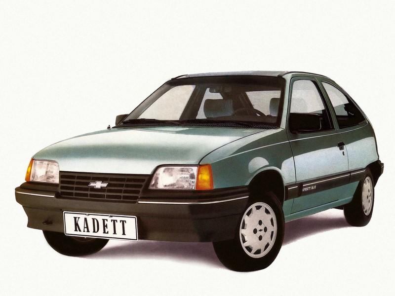Chevrolet Kadett 1.8 SL 1993 - R$ 9.500 - Foto: Divulgação - Foto: Divulgação/Garagem 360/ND