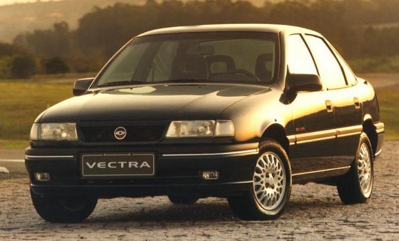 Chevrolet Vectra 2.0 GLS 1995 - R$ 8.800 - Foto: Divulgação - Foto: Divulgação/Garagem 360/ND