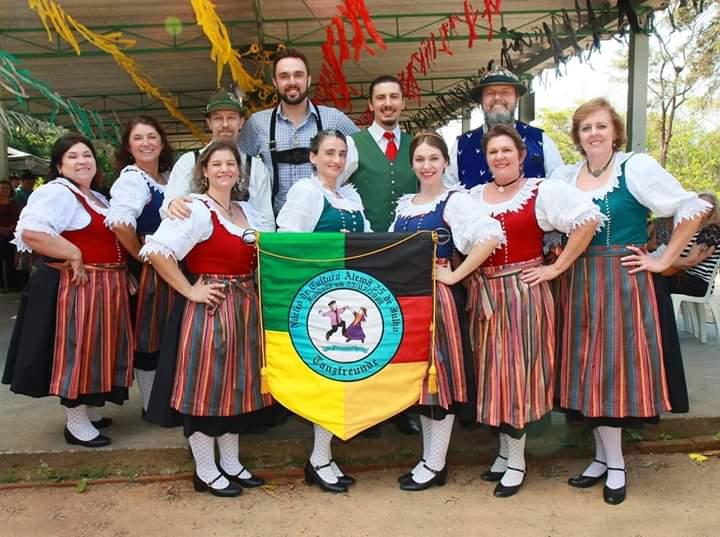 Comemorações do aniversário da chegada dos alemães à Desterro terá exposições, documentário muito chope e gastronomia – PMF/Divulgação/ND