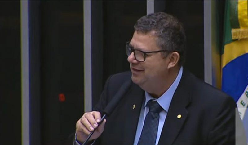 Deputado Coronel Armando (PSL) tem sido aliado do presidente Jair Bolsonaro desde o início do mandato – Foto: YouTube/Reprodução
