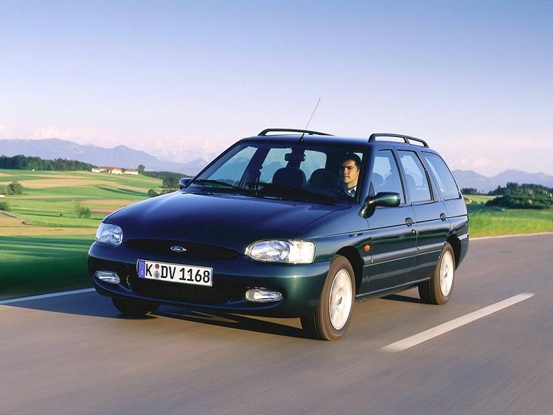 Ford Escort SW 1.8 GL 1997/1998 - R$ 7.900 - Foto: Divulgação - Foto: Divulgação/Garagem 360/ND