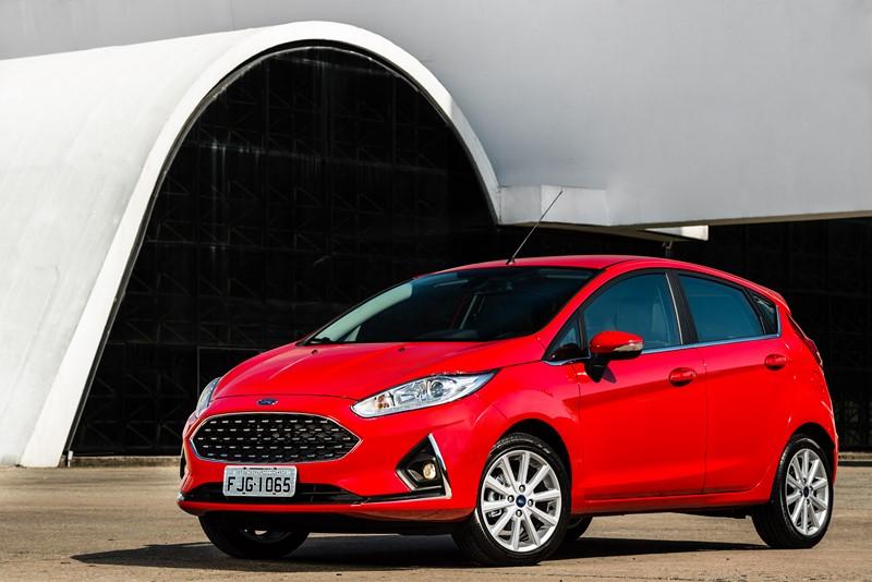 Ford Fiesta Titanium Plus 1.6 16V - desvalorização no primeiro ano de 7,3% - Foto: Divulgação - Foto: Divulgação/Garagem 360/ND