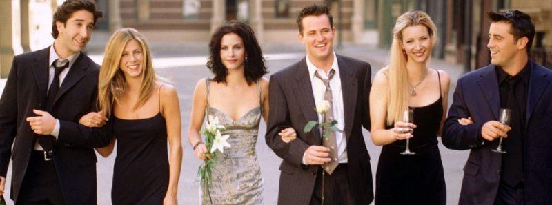 Friends ganha aplicativo de celular para celebrar 25 anos de episódio piloto - Divulgação