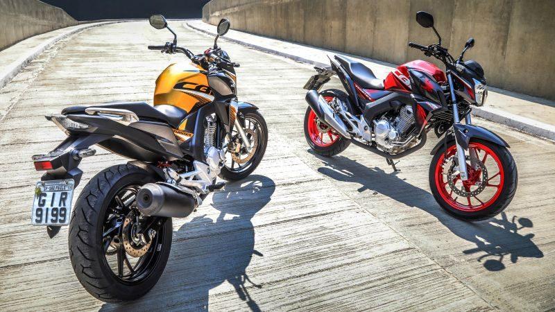 Com novas cores, Honda CB 250F Twister 2020 é lançada a partir de R$ 14.990 - Foto: Divulgação