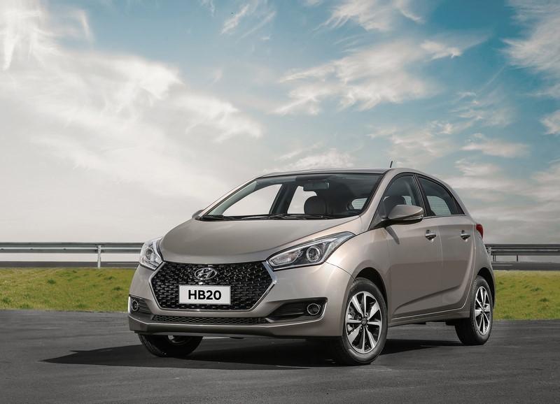 Hyundai HB20 Comfort Plus 1.6 16V AT - desvalorização no primeiro ano de 9,2% - Foto: Divulgação - Foto: Divulgação/Garagem 360/ND