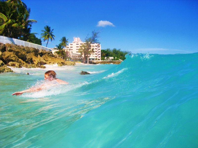 Barbados é uma das ilhas mais afastadas do Caribe, no lado leste. Águas cristalinas proporcionam ótimos mergulhos por lá - ben.ramirez on VisualHunt.com / CC BY - ben.ramirez on VisualHunt.com / CC BY/Rota de Férias/ND