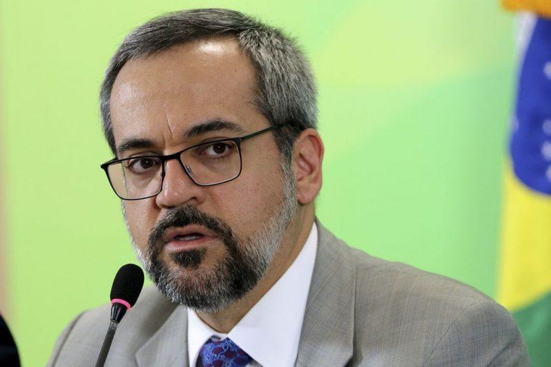 Abraham Weintraub vai ter que explicar fala sobre ministros do STF – Foto: Wilson Dias/Agência Brasil/ND